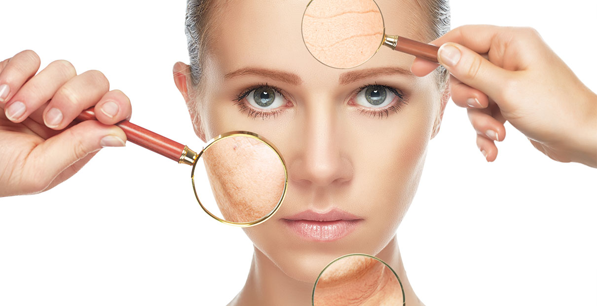 Professionelle Kosmetik und Hautberatung